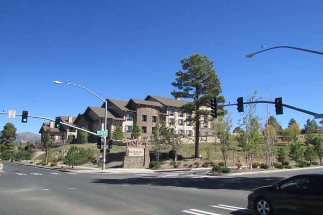 Courtyard Marriott - Flagstaff Arizona-2012