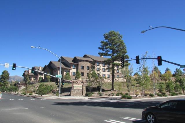 Courtyard Marriott - Flagstaff Arizona-2012
